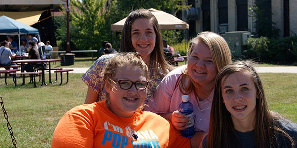 photos from student life activities